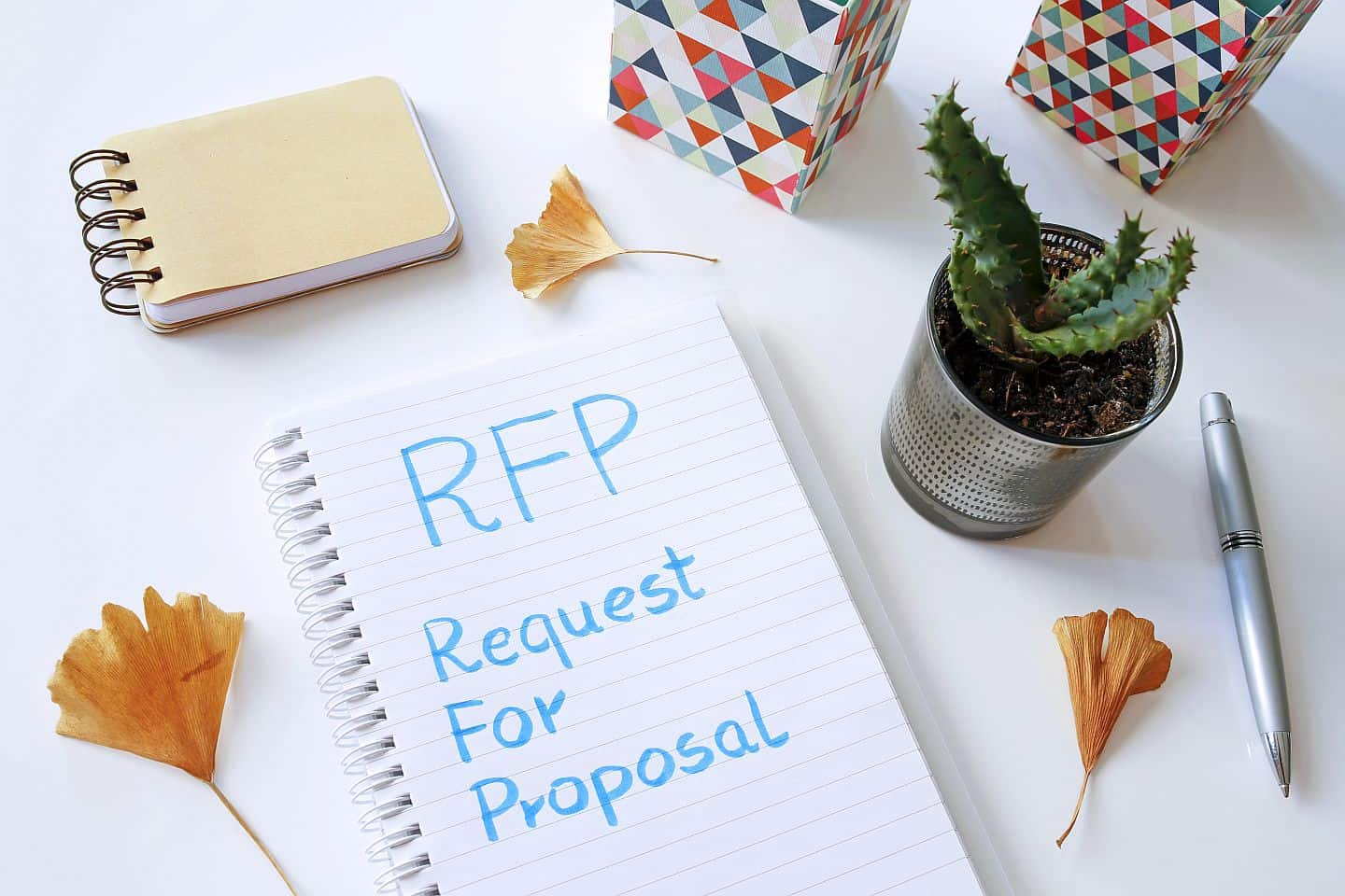 Craft your RFP