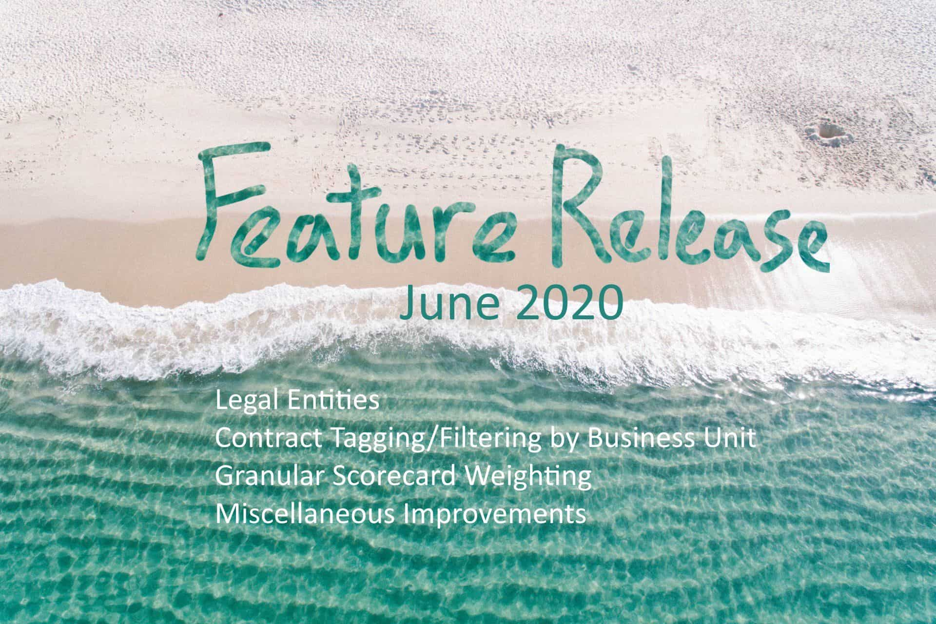 June 2020 Product Updates